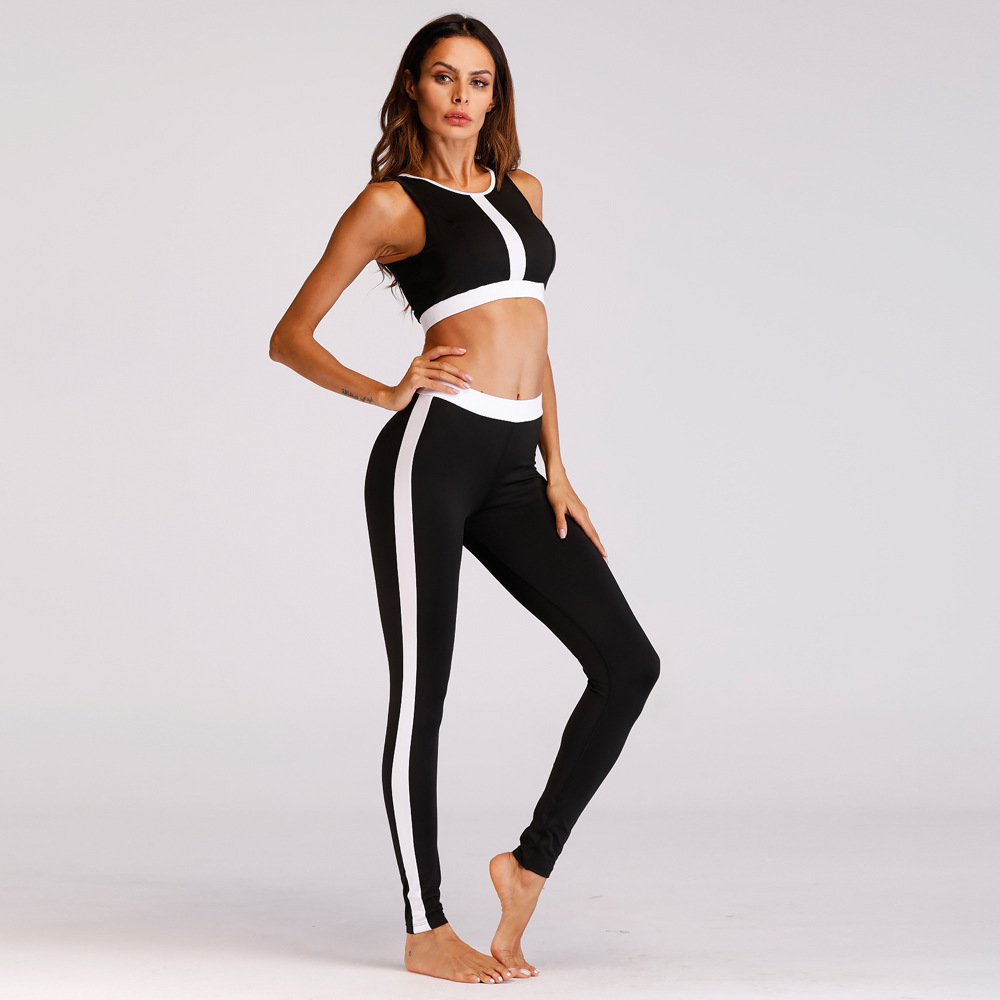 Supplier Two Pieces Yoga Set Yoga Gym Set - Buy Two Pieces Yoga Set,Yoga Gym Set,Yoga Set Product on Alibaba