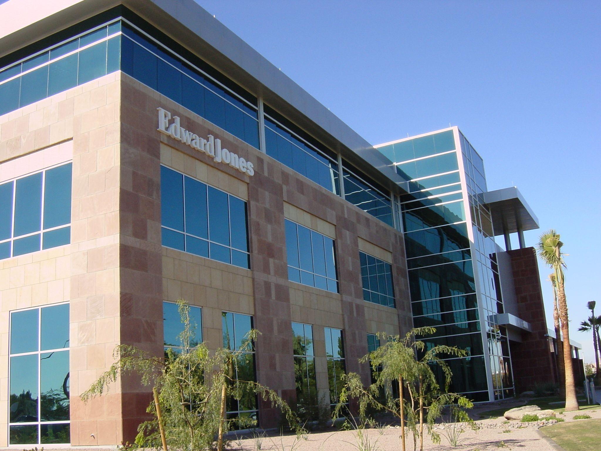 Edward Jones Regional Headquarters   Tempe, AZ   Ryan Companies