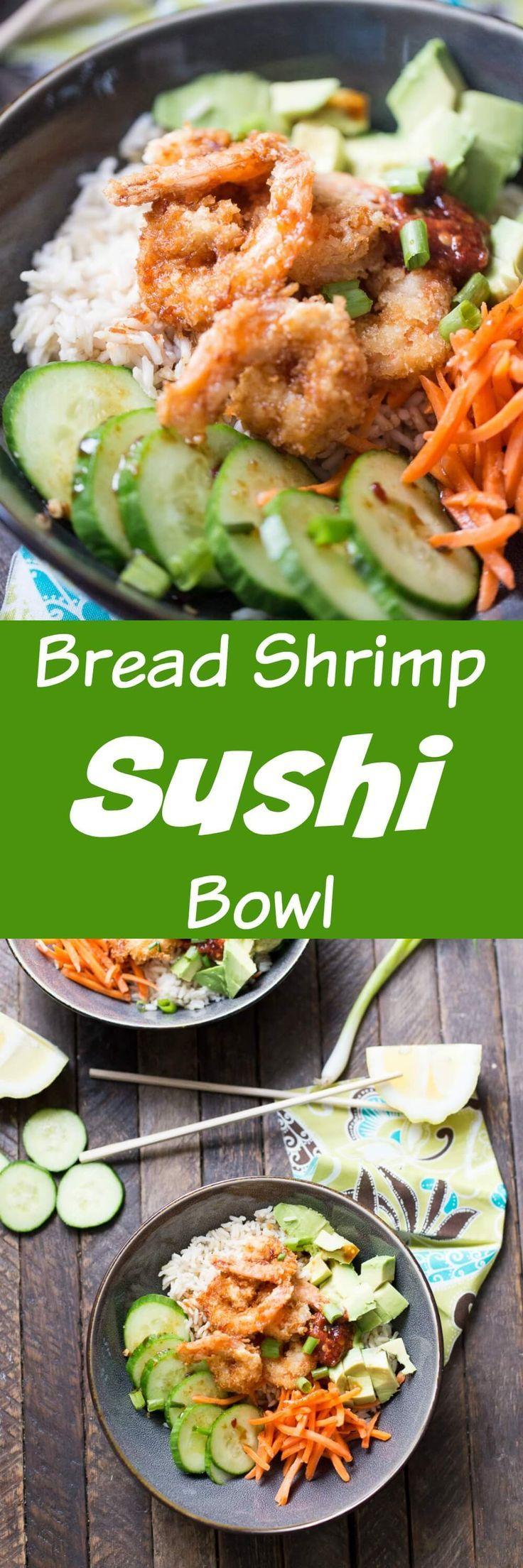 Baked Garlic Shrimp   Recipe (With images)   Shrimp ...   Breaded Shrimp Dinner Ideas