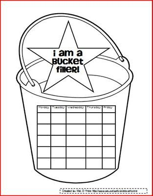 Bucket+Filling+Sticker+Chart+from+Mel+D-Seusstastic+on+ - blank sticker chart