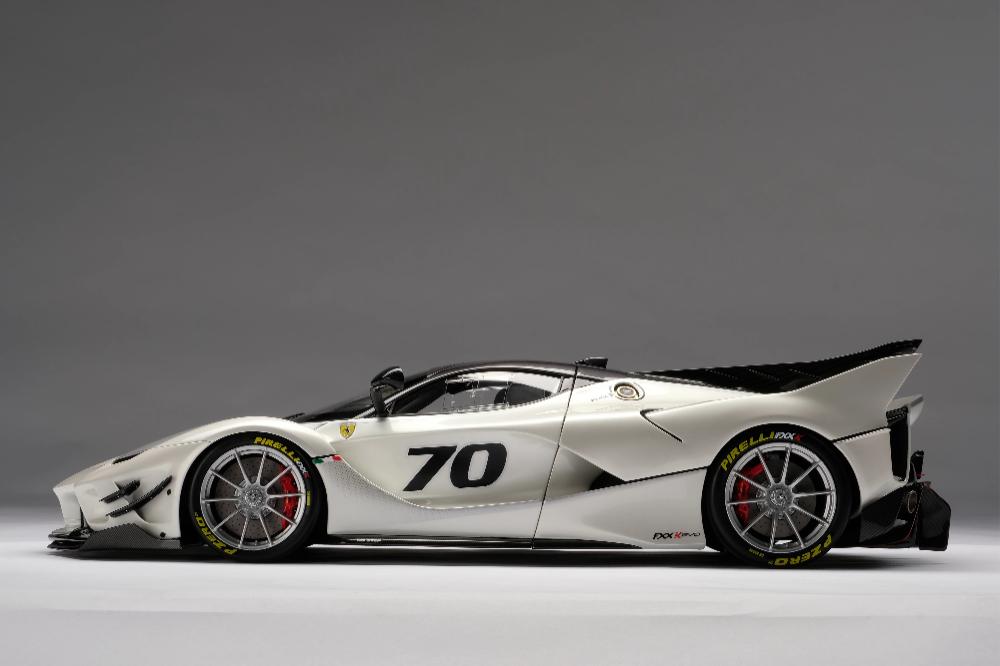 Ferrari FXX K Evo (2017)