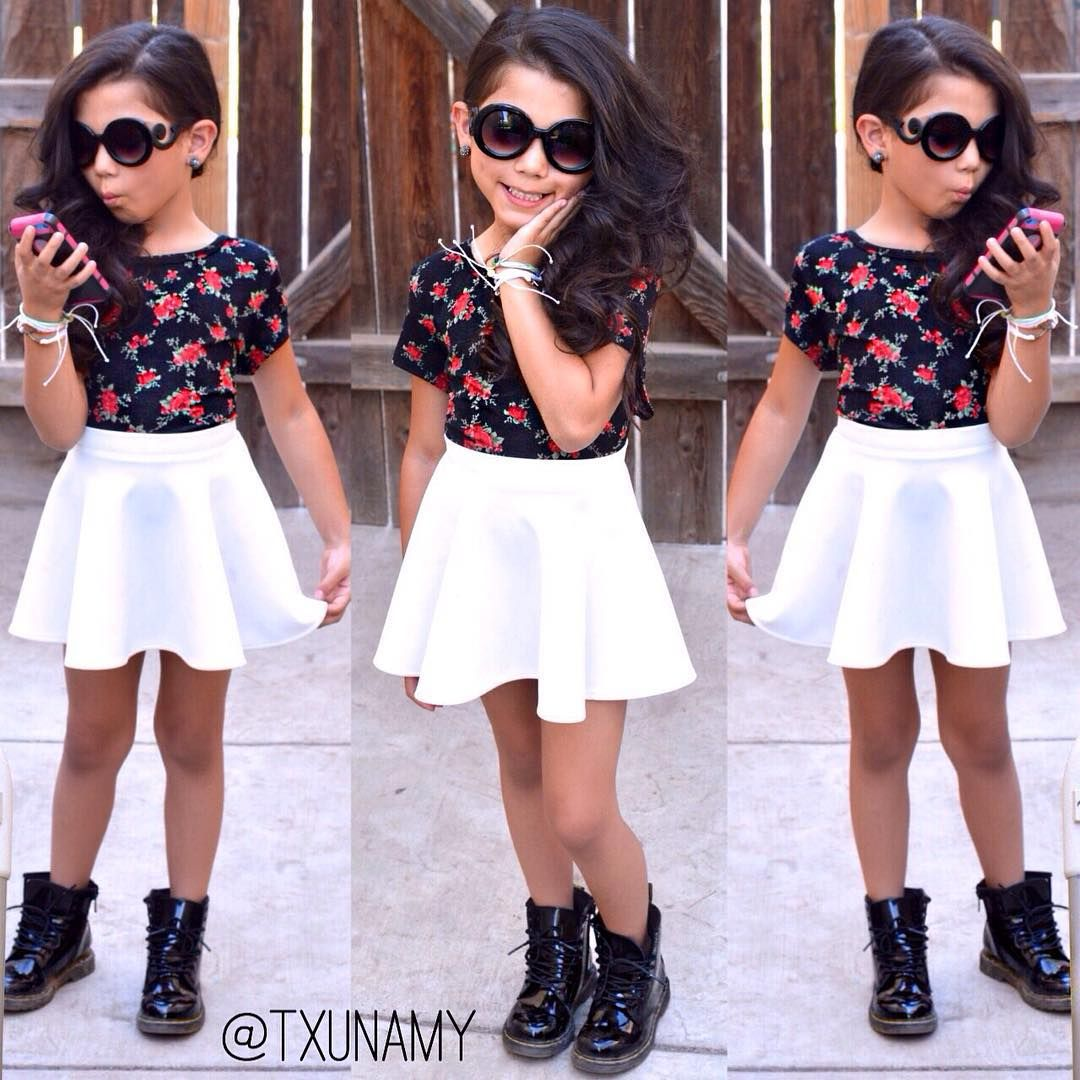 Pin on Niñas Fashionistas outfits Princesitas Hermosas Bellas