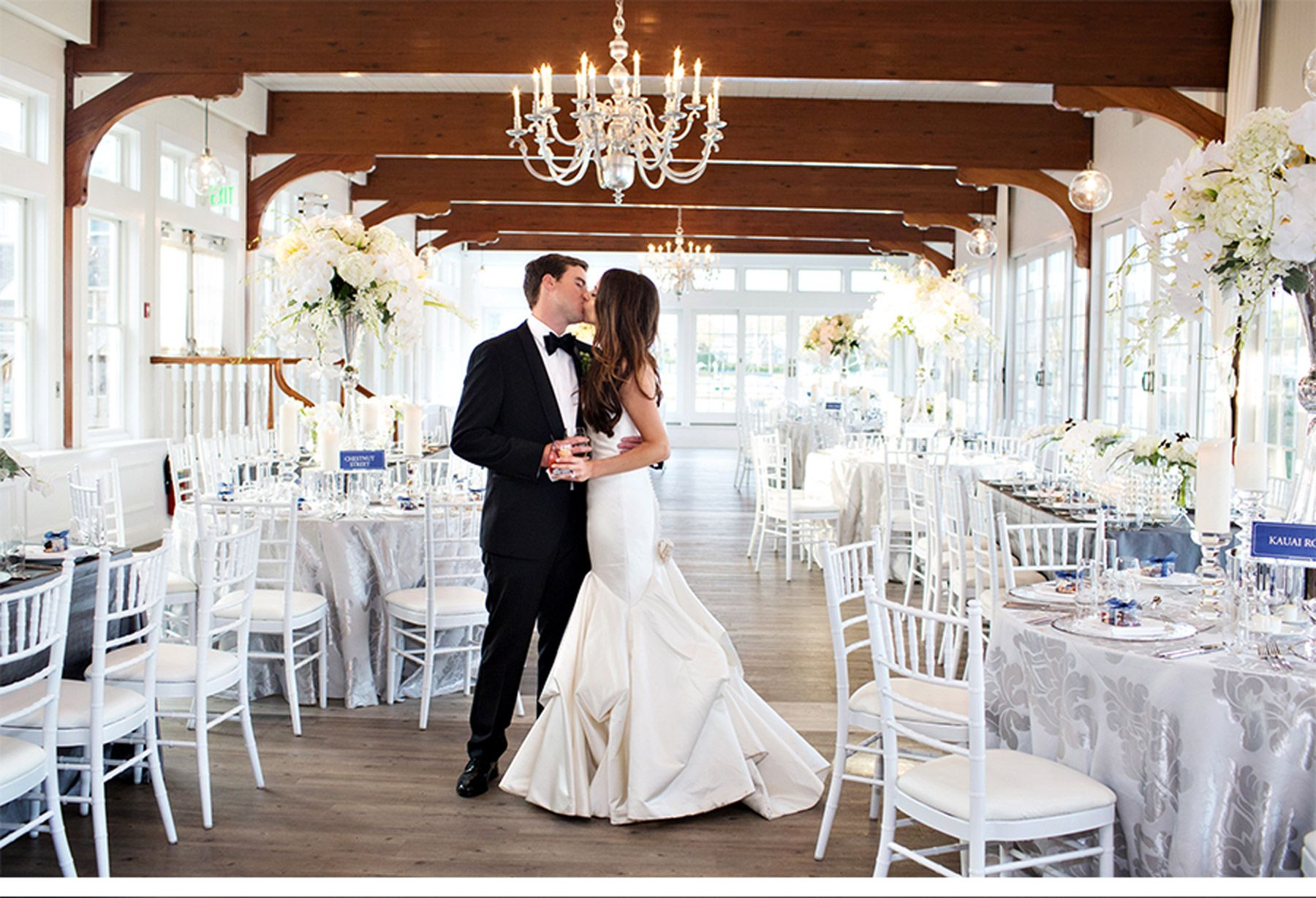 Our Muse - Nautical Navy Wedding - Be inspired by Jessica and ...