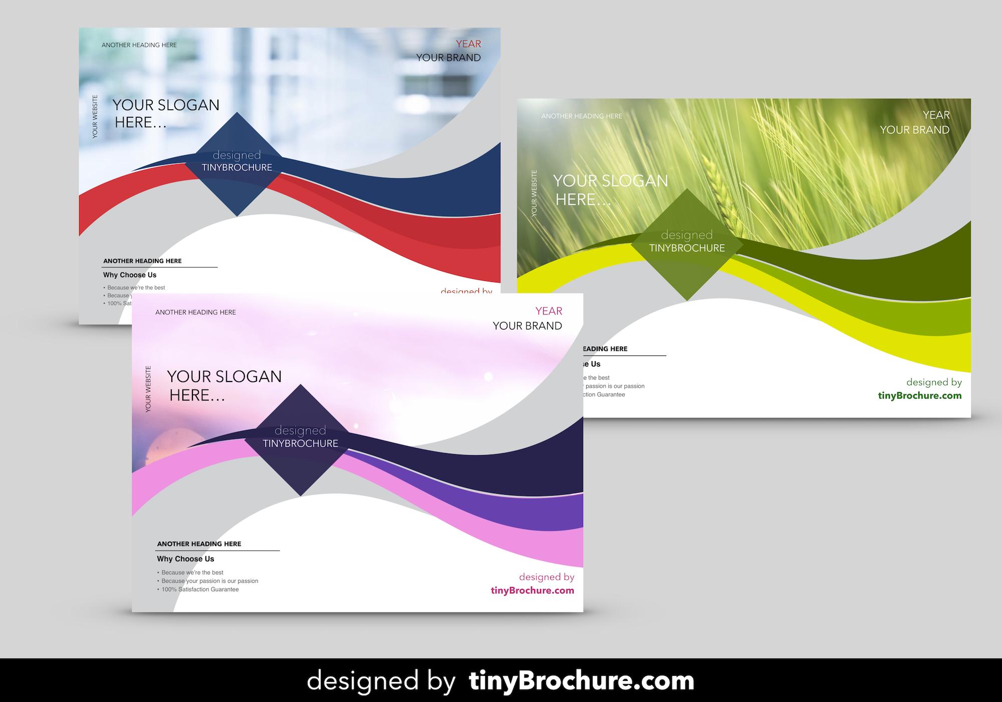 Brochure Template Word Free Download Brochure Template Pinterest