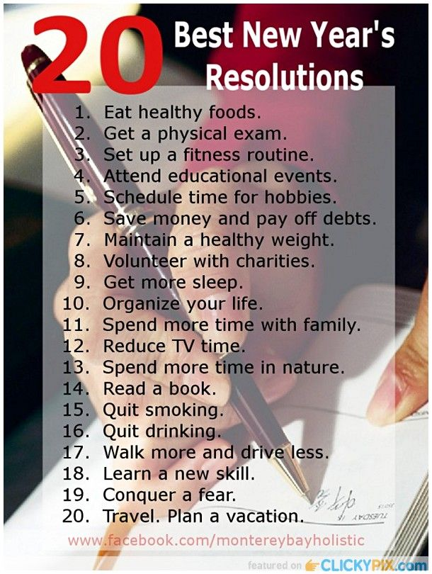 New Years Resolutions Quotes and Images New year
