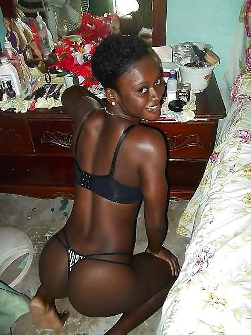 Ebony Black Teen Girls