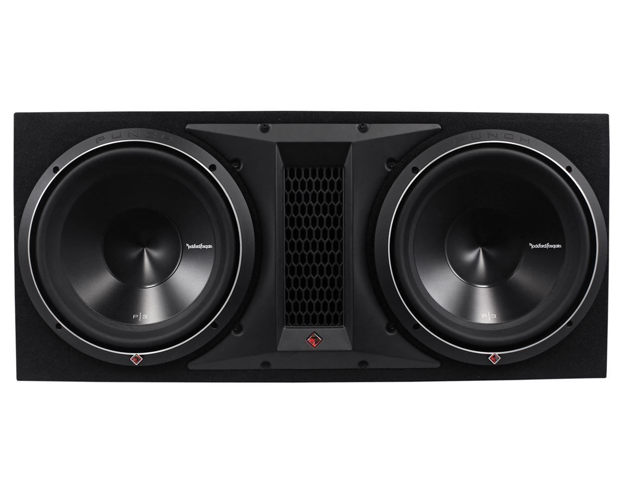 Rockford Fosgate P32x12 12 Inch 2400 Watt Dual Loaded Subwoofer Sub Enclosure 780687333003 Ebay Subwoofer Enclosure Rockford Fosgate Rockford