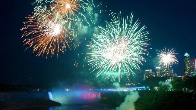 Happy New Year Eve 2019 Wallpapers To Impress Your Lover | Niagara falls attractions, Niagara ...
