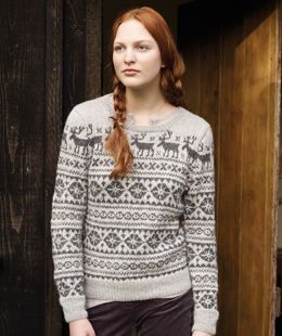 homestead sweater by martin storey.