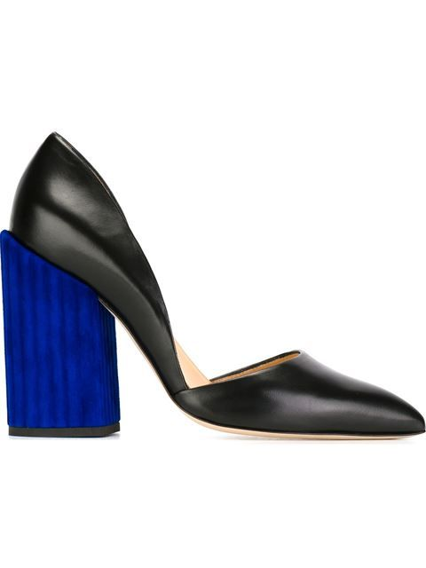 Bindit pumps - Black Petar Petrov Foj90sefua