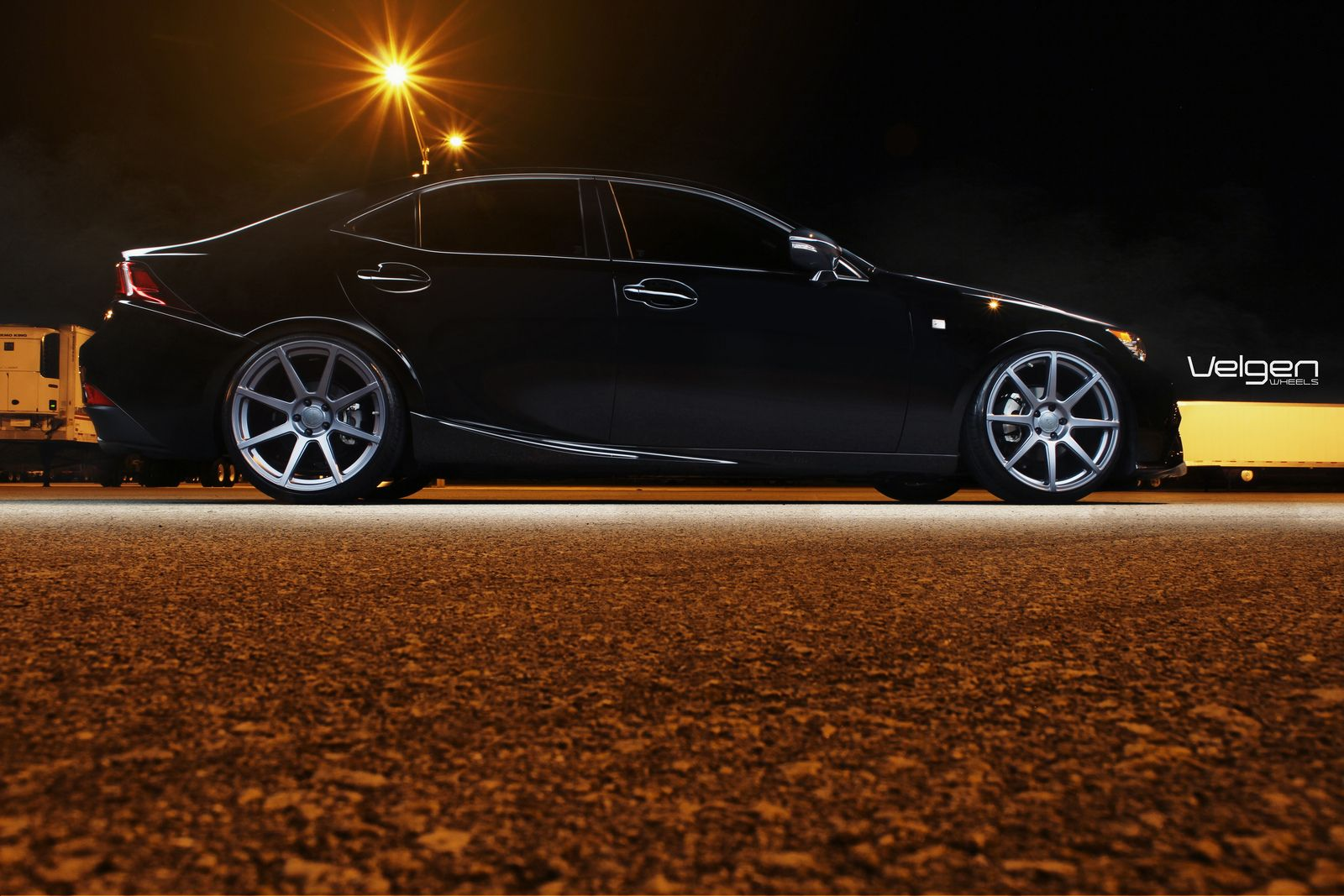 2014 Lexus IS250 on Velgen Wheels VMB8 Gunmetal Lexus