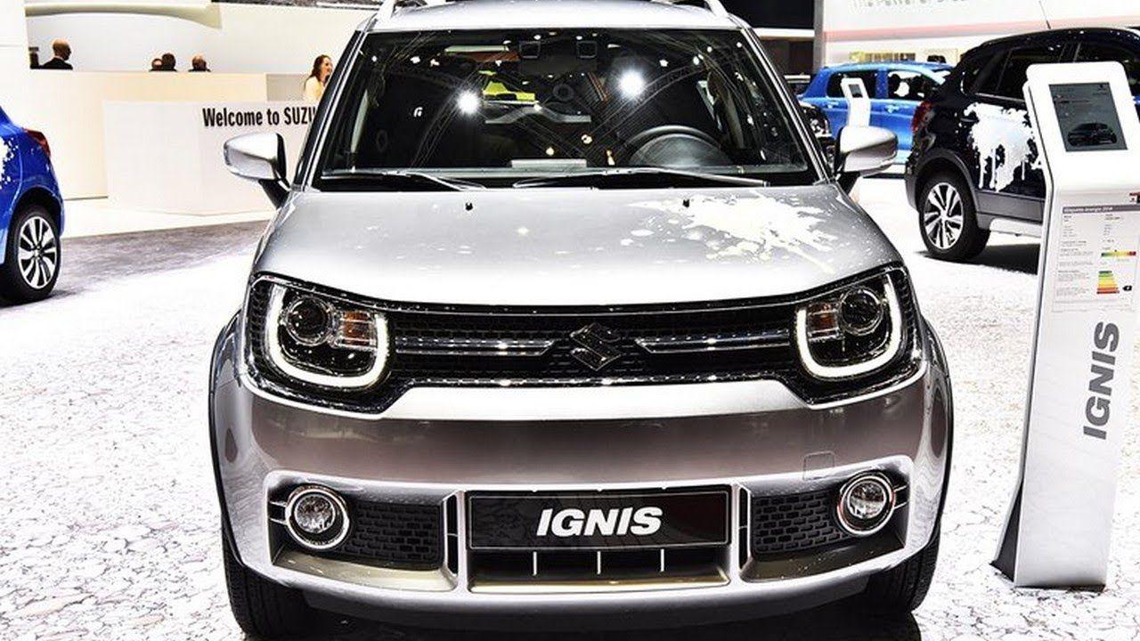 88th Geneva International Motor Show First Look Suzuki New Ignis