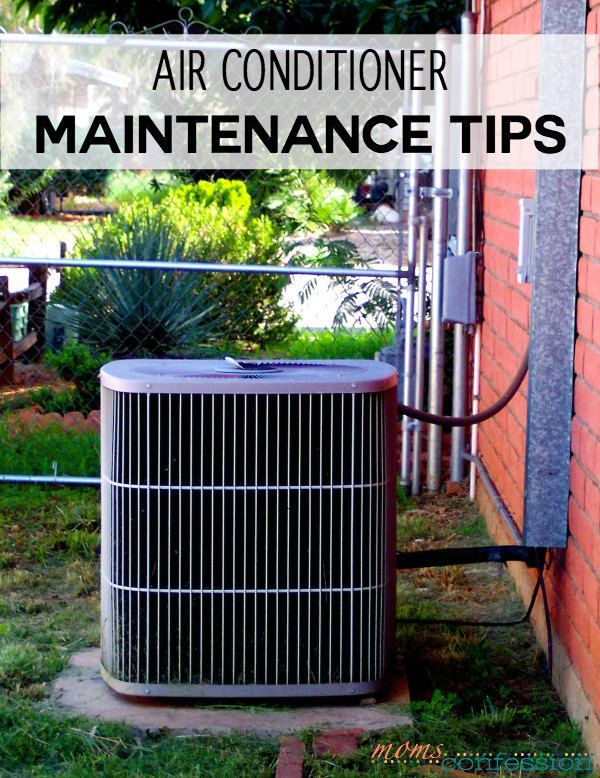 Home Air Conditioner Maintenance Tips to Save Energy