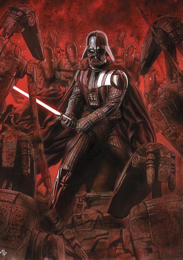 Darth Vader 2015 4 Star Wars Comics Star Wars Artwork Star Wars Darth Vader