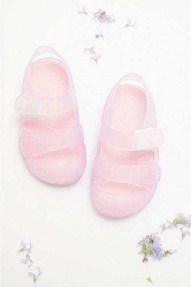 Plážová obuv ružová  40ec0e99696