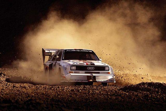 Audi Sport quattro S1 Pikes Peak Power httpwwwm25audicouk