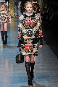 Dolce & Gabbana - Collections Fall Winter 2012-13 - Shows - Vogue.it