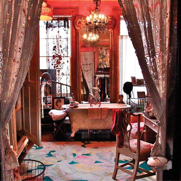 Inside Lorraine Kirke S Quirky Inventive Interiors Lorraine