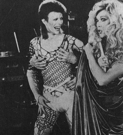 Amanda lear tumblr they 39 ve got the look pinterest for 1980 floor show david bowie