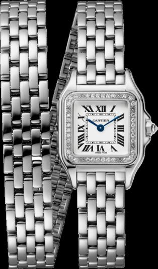 06974f4a95e Panthère de Cartier watch Relógios Cartier Femininos