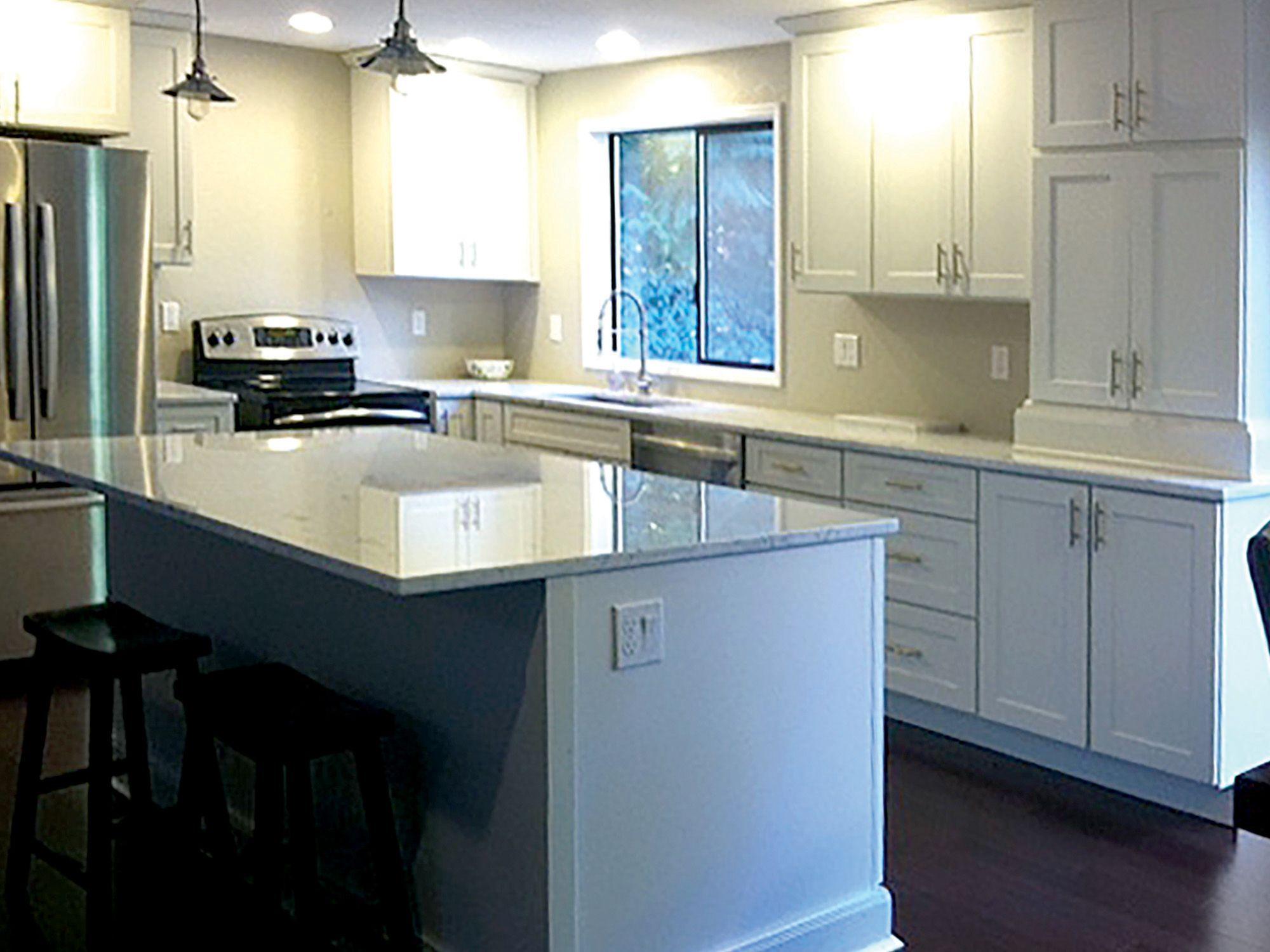 Carnation Washington kitchen renovation features CliqStudios Dayton ...
