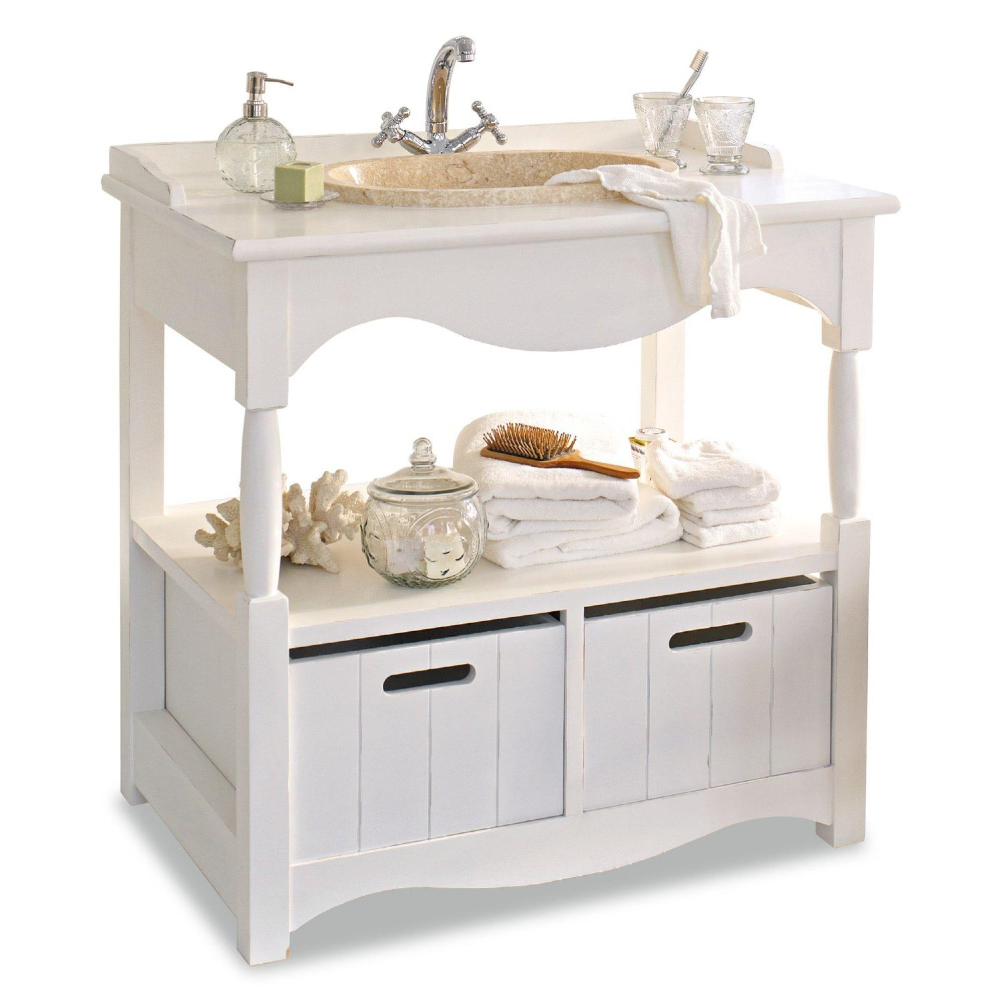 Waschtisch Savigneux   LOBERON   Waschtisch, Wäsche ...