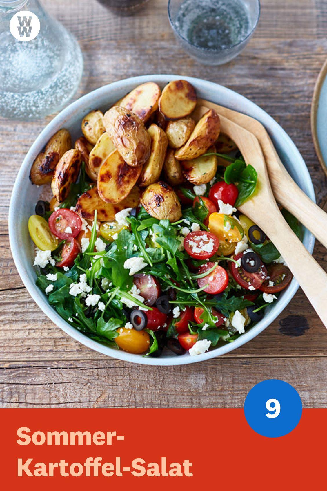 Photo of Summer potato salad
