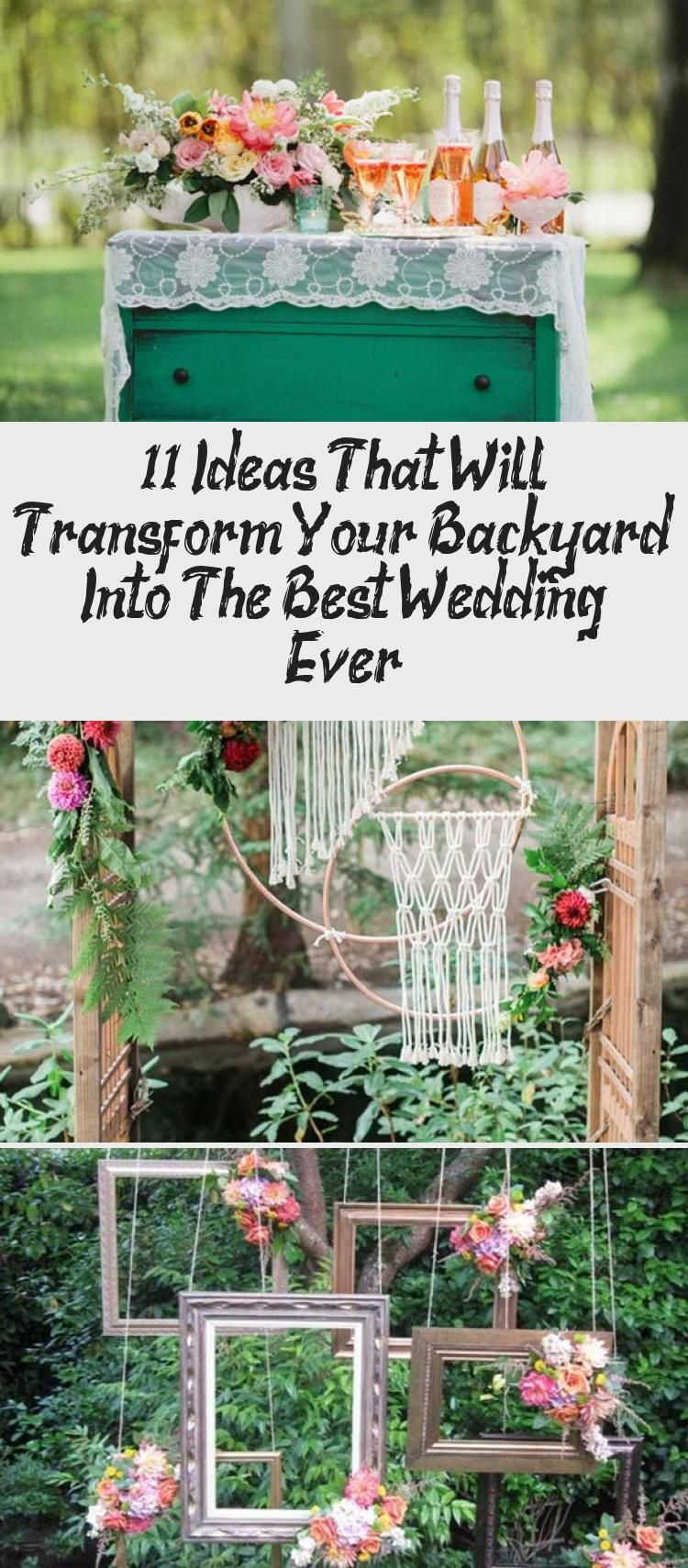 My Blog in 2020 Backyard activities, Fall garden wedding