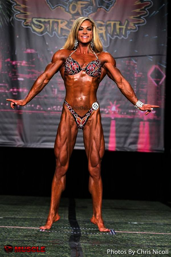 JAMIE PINDER is an IFBB Women's Physique Pro. **Her ...
