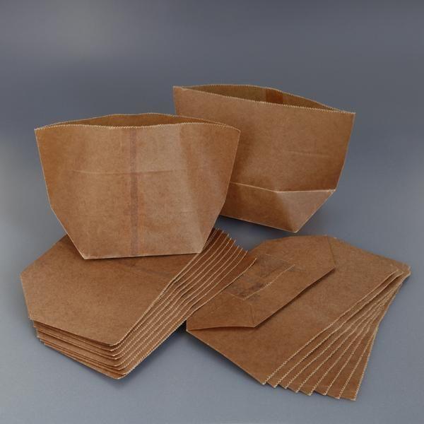 Waxed Paper Bag