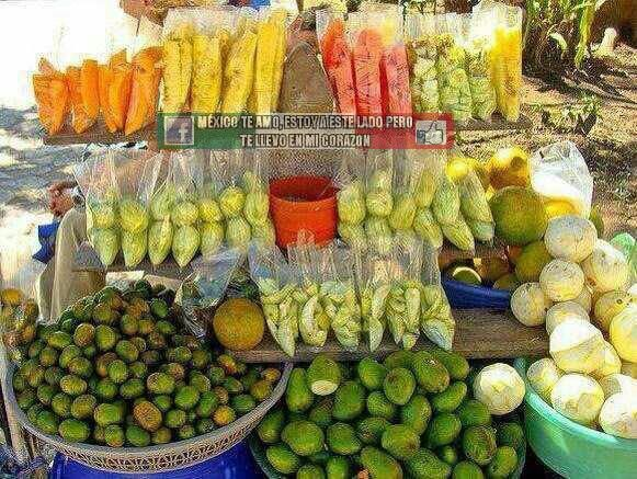 Foods i love good healthy eating pinterest mangos con pepita sal limon y un poquito de chile mmmmm ccuart Image collections