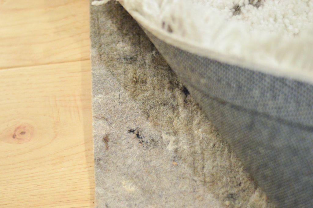 Wool Felt Rug Pad Watersofthedancingsky Org