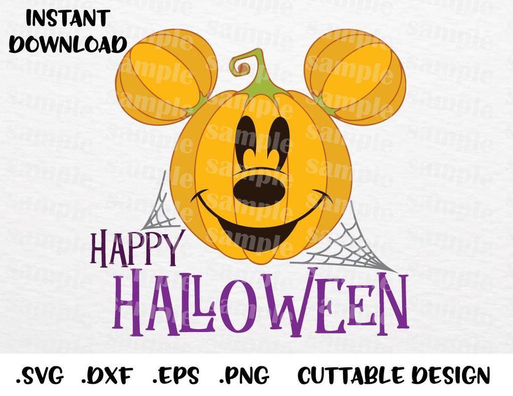 Halloween Disney Svg  – 228+ SVG Design FIle