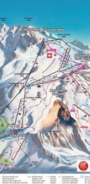 Map 3 of zermatt