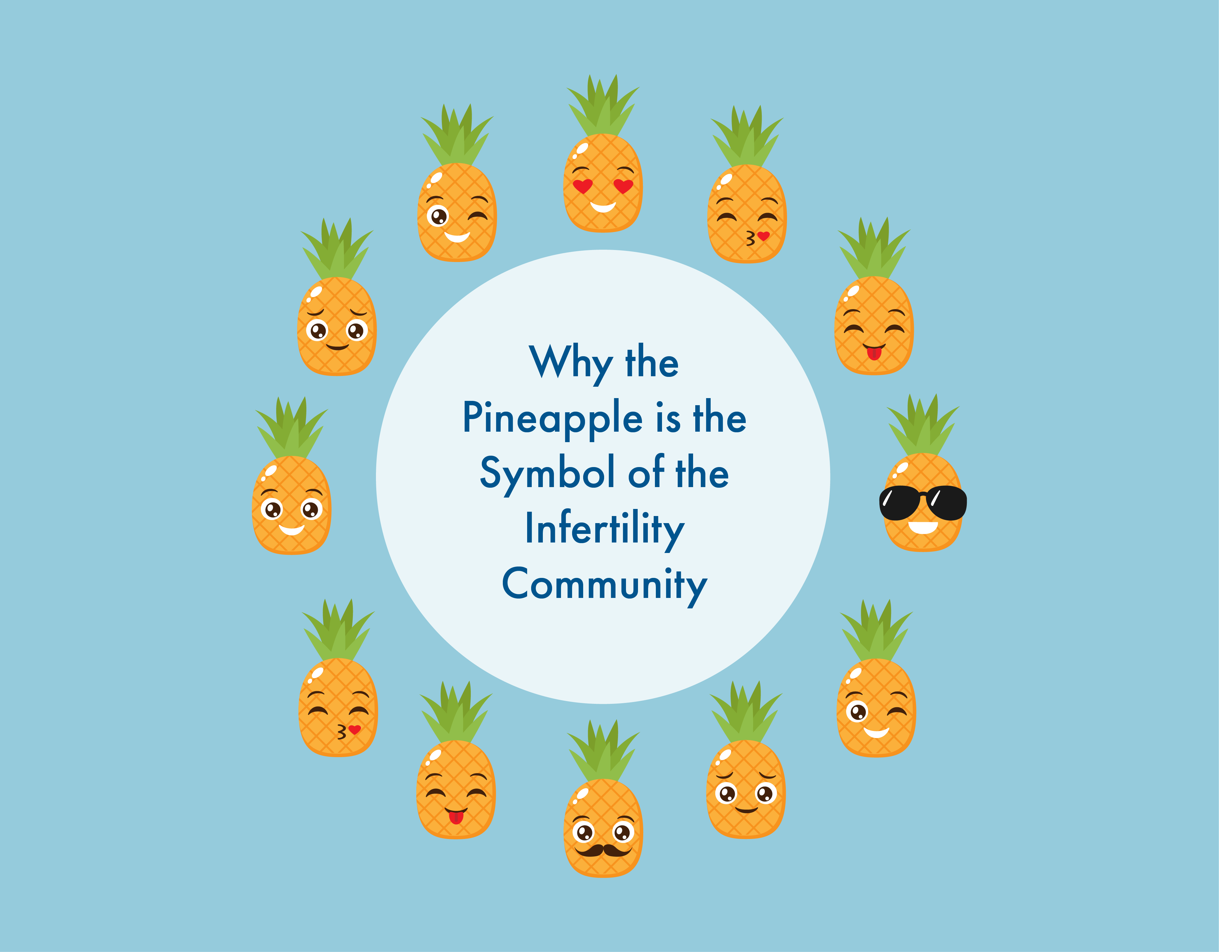 Why The Pineapple Is The Symbol Of The Infertility Community