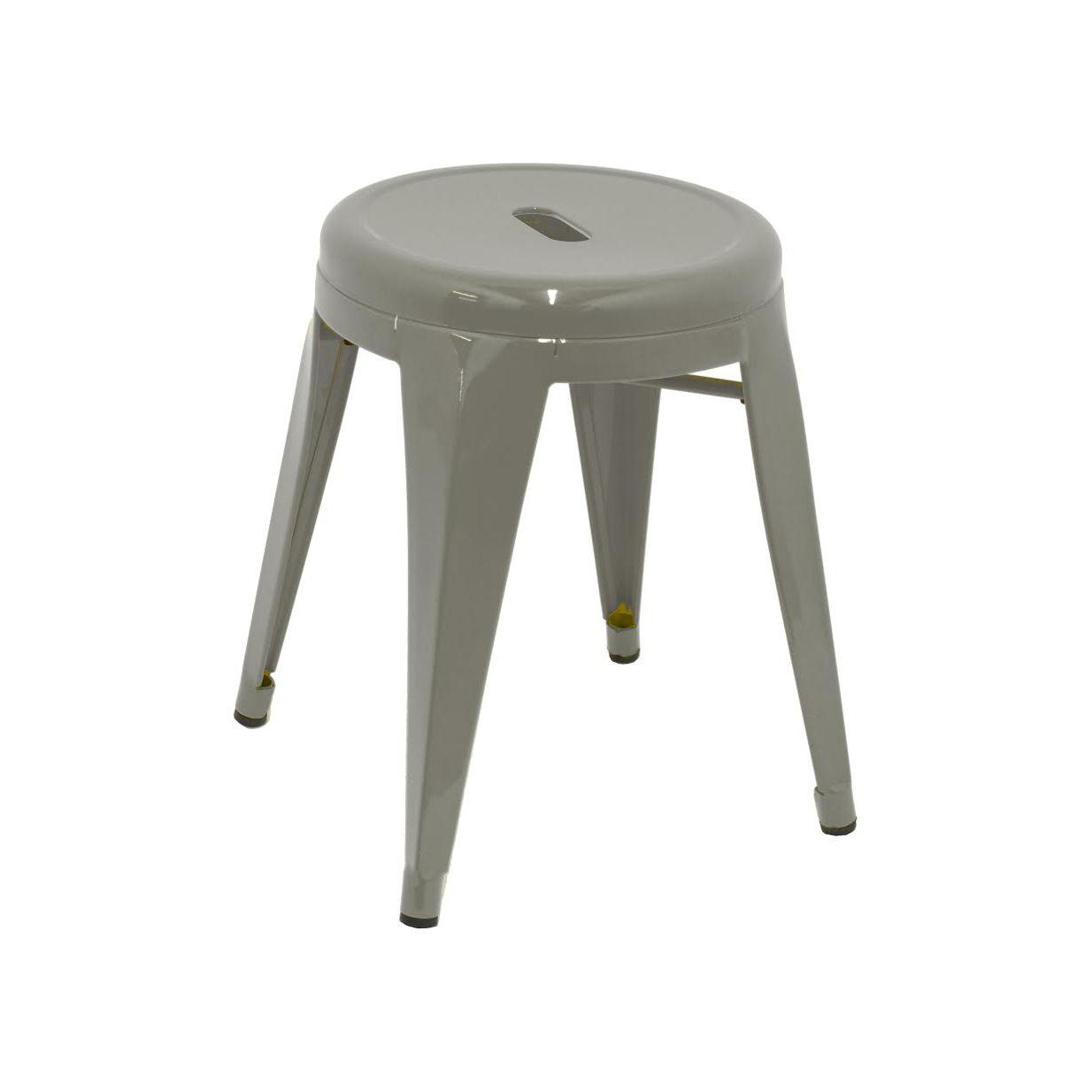 Industrial Metal Stool | Dotandbo.com