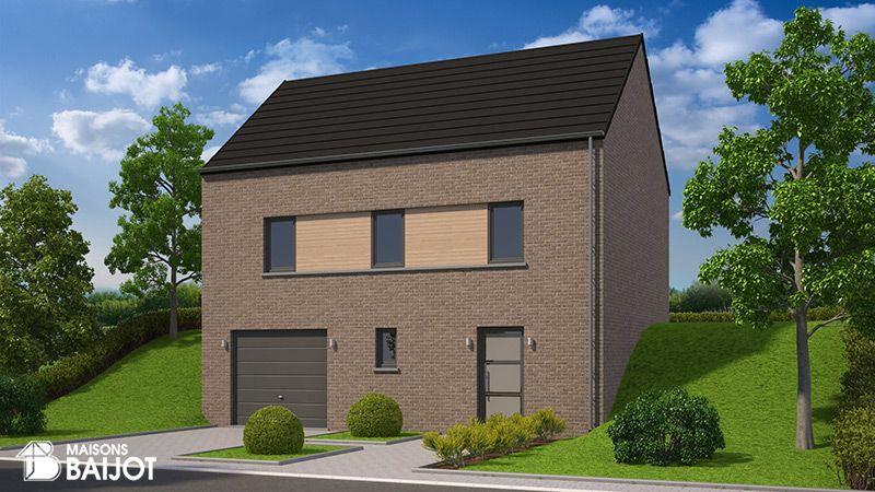Plan de maison Viorne Maisons Baijot Idées de plans de maisons