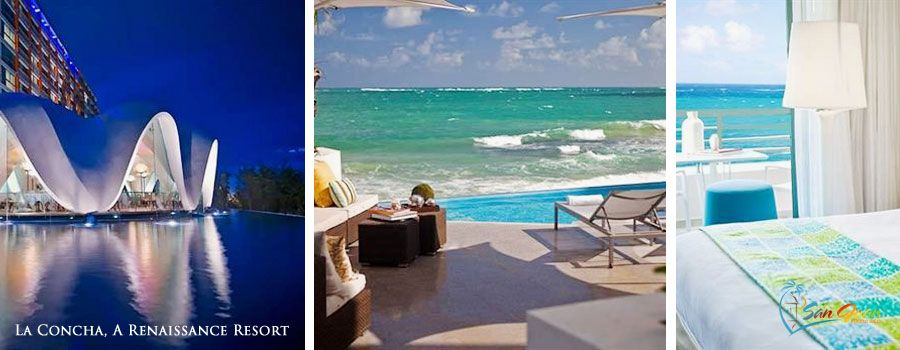 Hotels In San Juan Puerto Rico On The Beach Beachfront Resorts