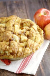 Traditional Apple Pie #applepie