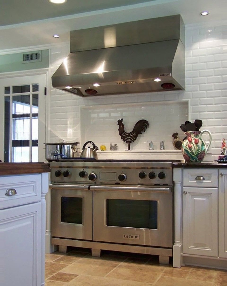 Creative Range Hood Idea For You Modern Kitchen Design Traditional