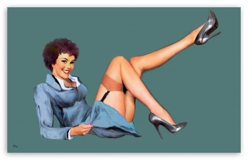 Pin On Pin Up