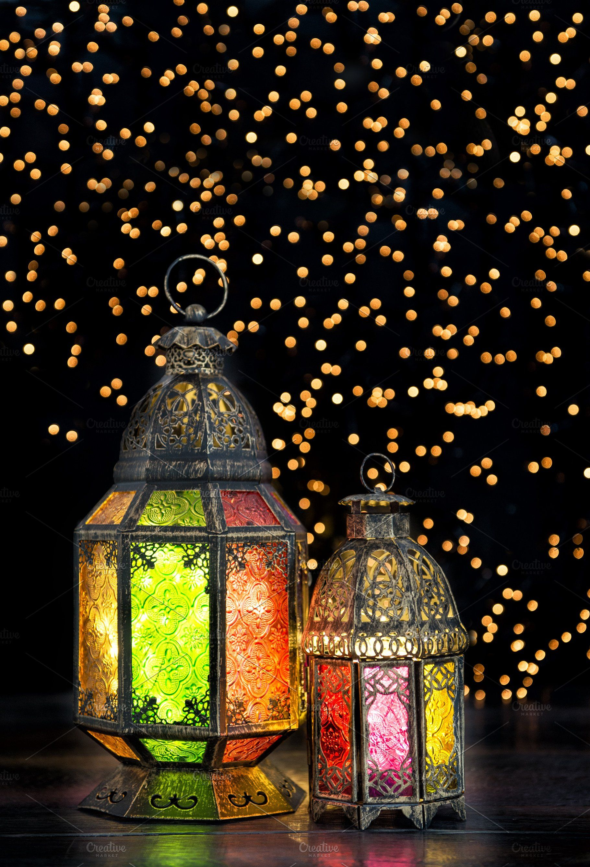 Oriental Light Lantern Decoration