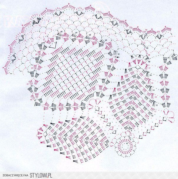 Podobny obraz   Crochet doilies   Pinterest   Tejido de crochet y Tejido