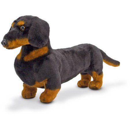 Toys Dachshund Dog Giant Stuffed Animals Dog Toys