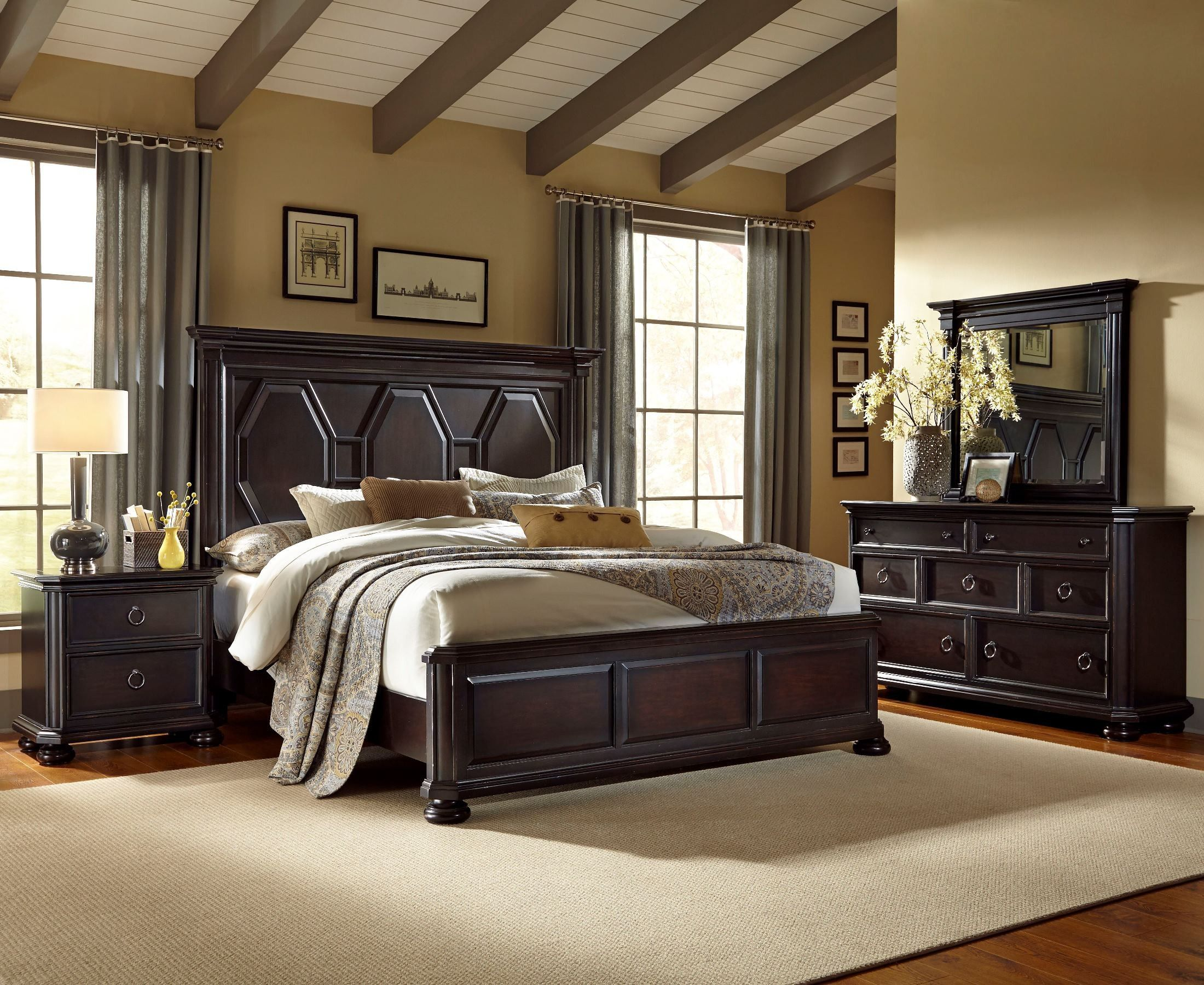 249 best Bedroom Collections images on Pinterest | 3/4 beds, Bedroom ideas  and Bedroom furniture