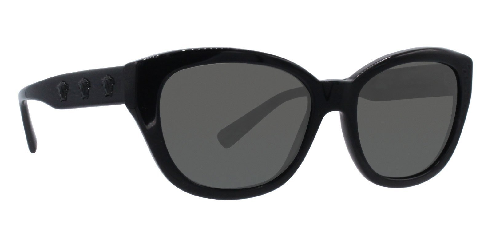 84f1797630ec7 Versace - VE4343 Black - Gray-sunglasses-Designer Eyes