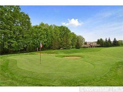 Golf hole in your backyard. This home is for sale on Lake Minnetonka in  Minnesota. - Golf Hole In Your Backyard. This Home Is For Sale On Lake Minnetonka