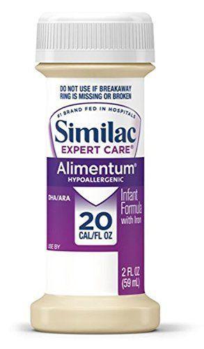 Similac Alimentum Ready To Feed 2 Fl Oz Bottle 48 Bottles Expert