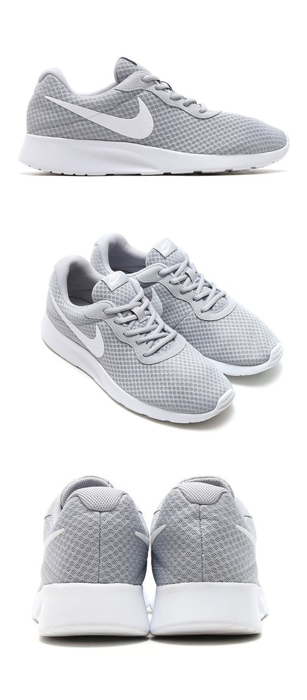 Nike Tanjun: Platinum Grey Best Shoes eva Pinterest