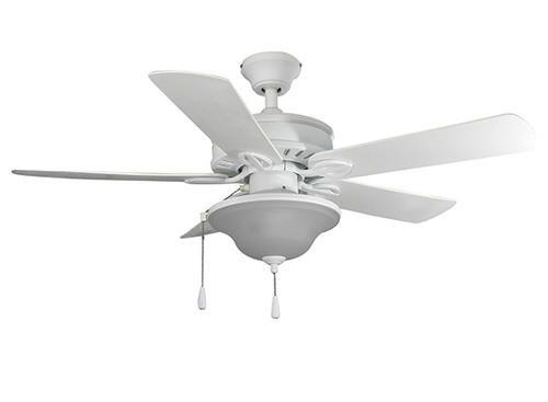 Turn Of The Century Knit 42 In Bowl Ceiling Fan At Menards Basic White Fan Ceiling Fan White Ceiling Fan Lighting Ceiling Fans